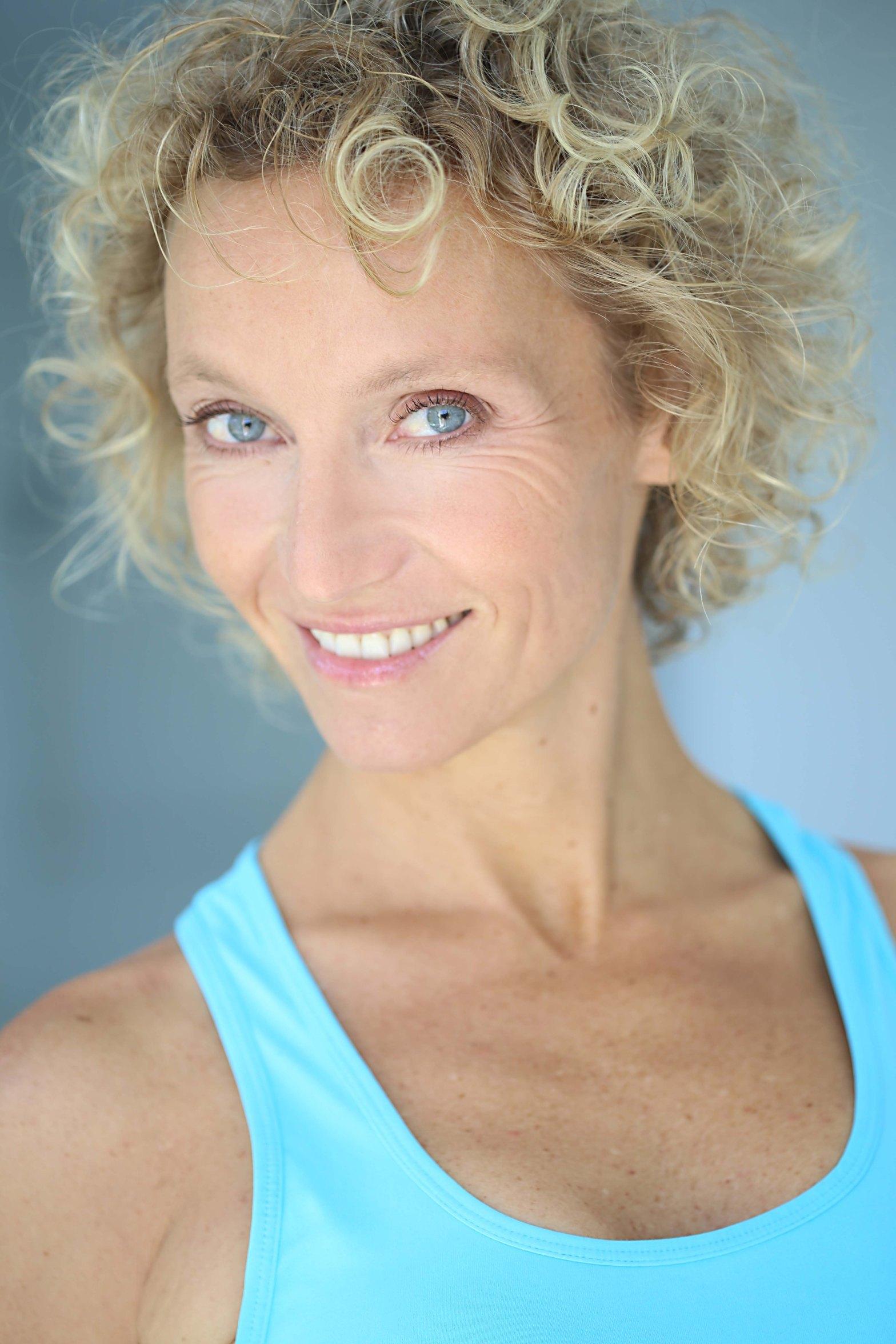 headshot Manuela Stoerzer